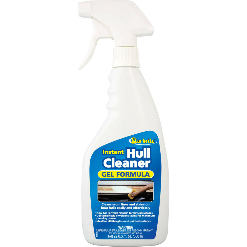 Star Brite Instant Hull Cleaner For Fiberglass Amp Painted
