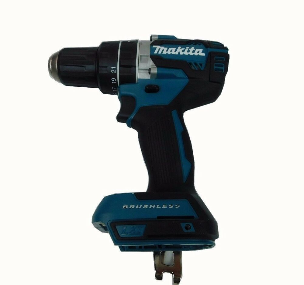 new makita xph12z 18v lxt lithium ion 1 2 brushless cordless drill driver 88381826235 ebay. Black Bedroom Furniture Sets. Home Design Ideas