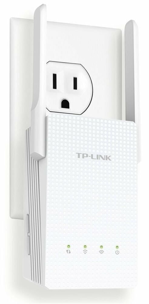 Tp link ac750 re210 dual band wi fi range extender w - Wireless extender with ethernet ports ...