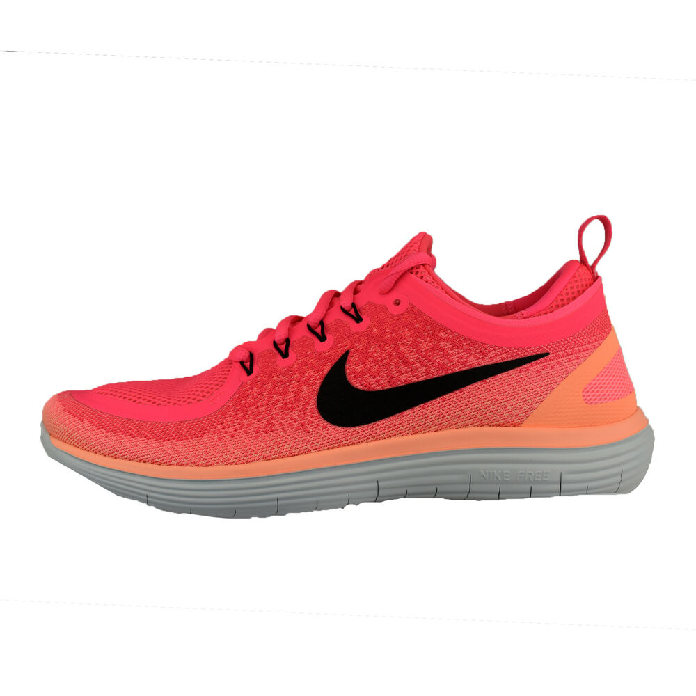 69af07ddfa7c Details about Wmns Nike Free Rn Distance 2 863776-600 Running Shoes Casual  Trainers