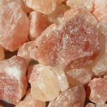 5 Pounds of Pure 100% Himalayan Crystal SALT ROCKS FOR SOLE SOLUTION NEW!
