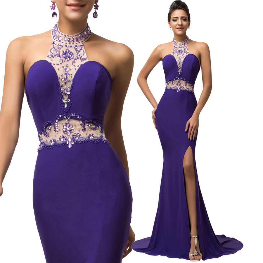 Formal Gowns: CHEAP! Long Short Formal Masquerade Gowns Evening Prom