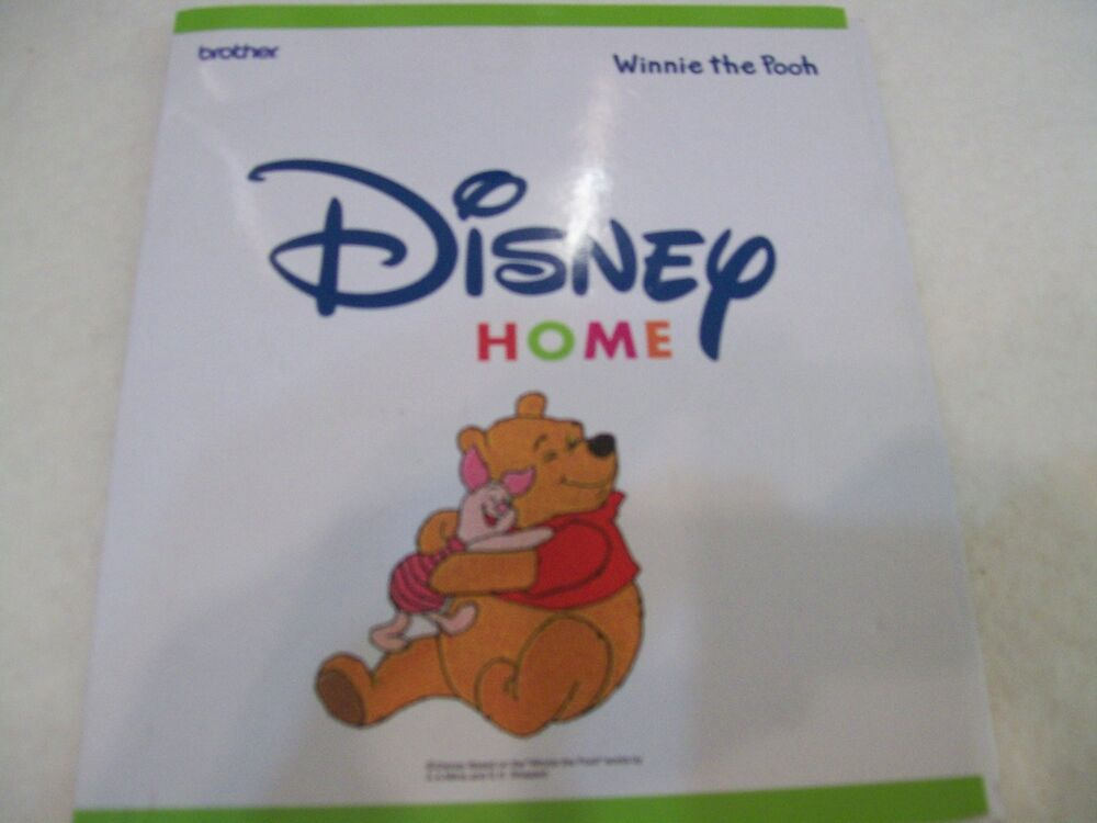 embroidery machine disney card