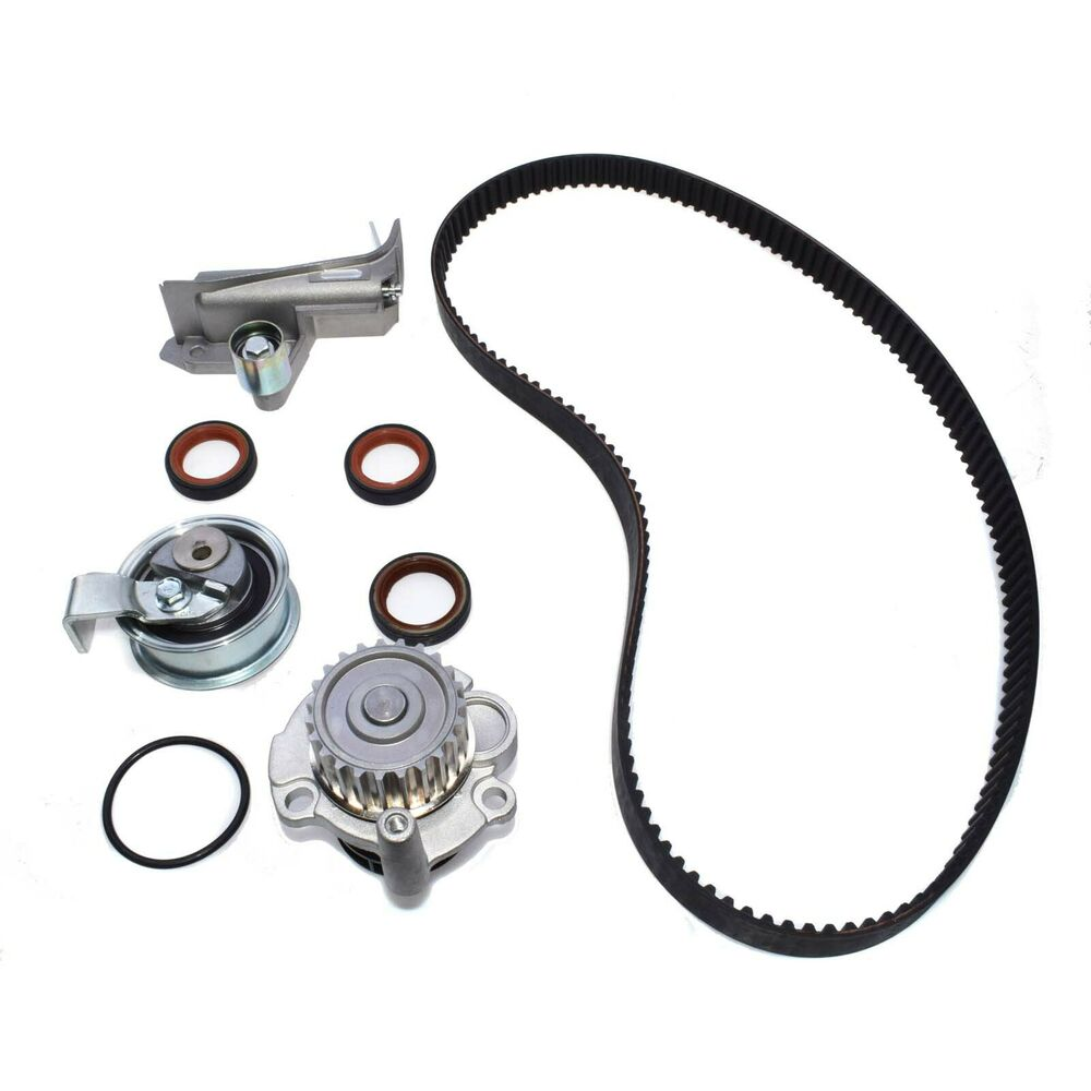 new timing belt kit water pump tensioner seal for audi a4. Black Bedroom Furniture Sets. Home Design Ideas