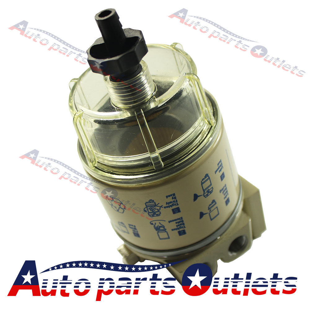 new fuel filter    water separator 120at for racor r12t