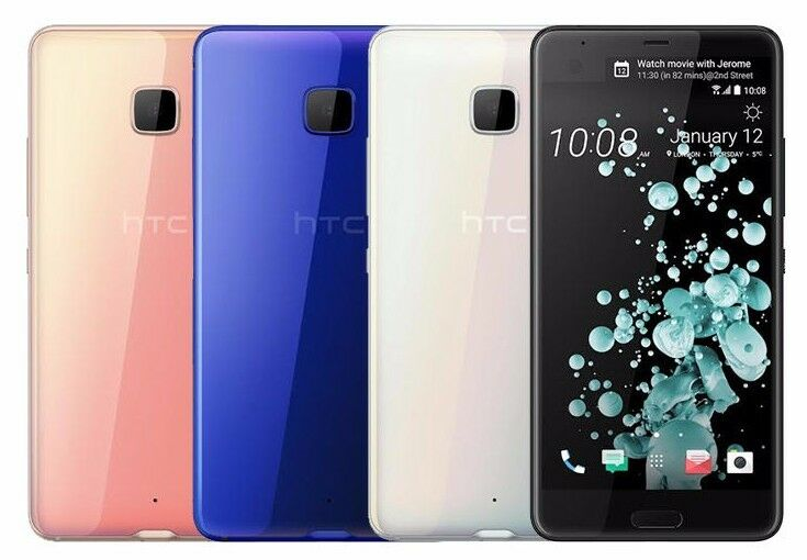 htc u ultra dual sim factory unlocked 5 7 qhd 64gb. Black Bedroom Furniture Sets. Home Design Ideas