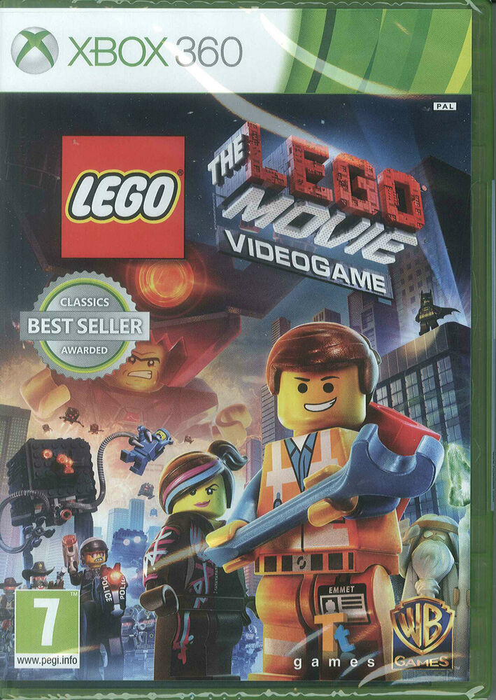 all lego games for xbox