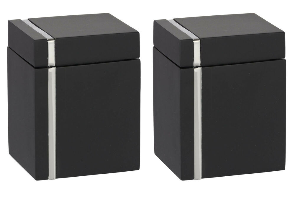 2er set universal aufbewahrungsbox mit deckel. Black Bedroom Furniture Sets. Home Design Ideas