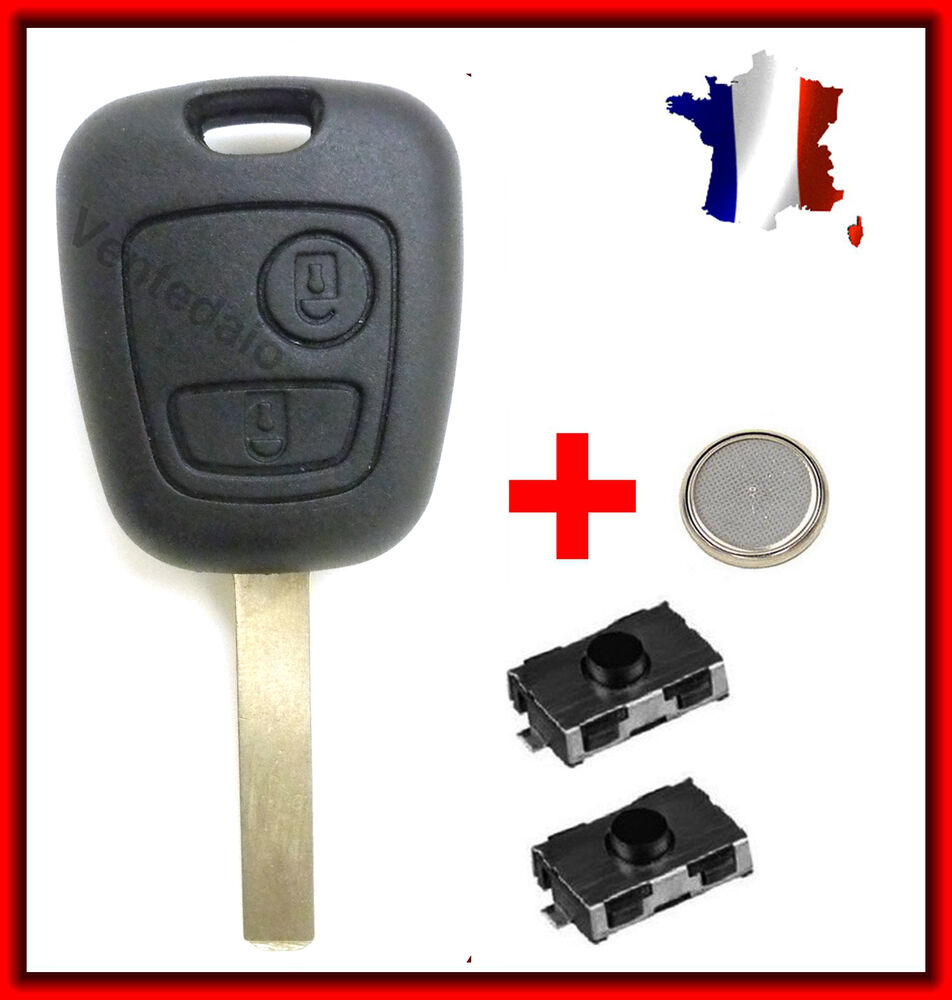 shell rks key remote toyota aygo 2 switch button blade battery 3760225643136 ebay. Black Bedroom Furniture Sets. Home Design Ideas