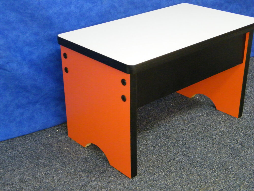 Small Table Work Surface Step Stool Bench Shop Seat For