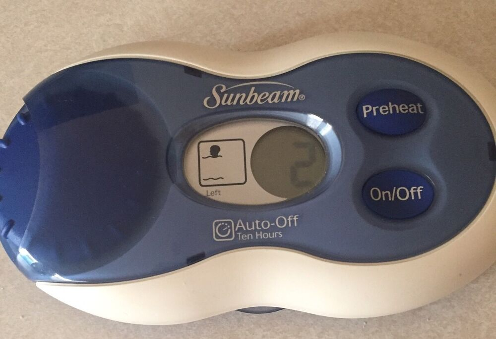 Replacement Sunbeam I85rkq Wireless Electric Blanket