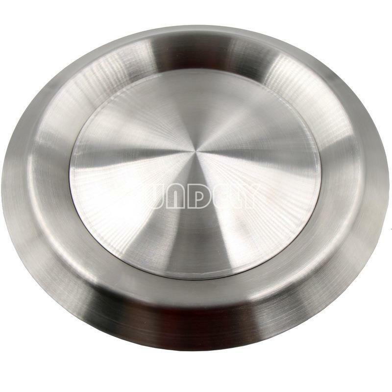 4 stainless steel wall vent air duct round pipe metal