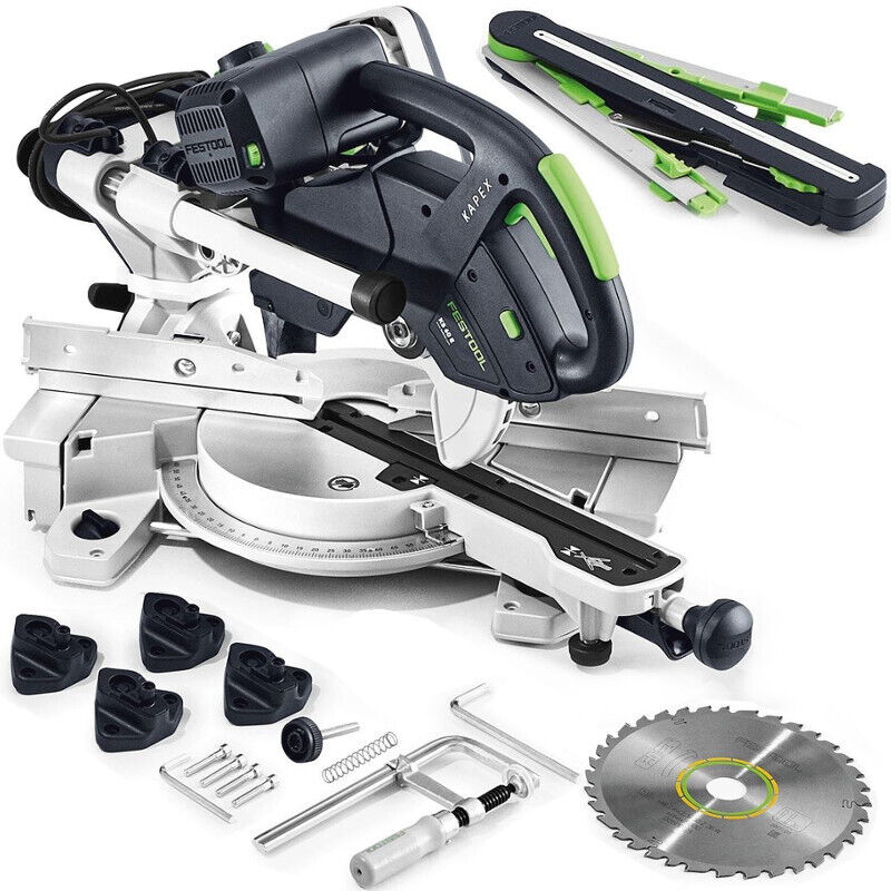 festool kapps ge kapp zugs ge s ge kapex ks60 e set 561728 erh hung extra ebay. Black Bedroom Furniture Sets. Home Design Ideas