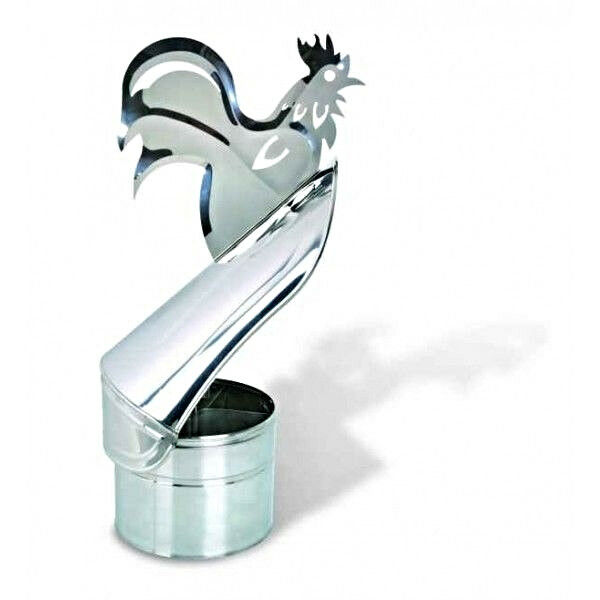 Stainless Steel Chimney Spinning Cowl Ventilation Ducting
