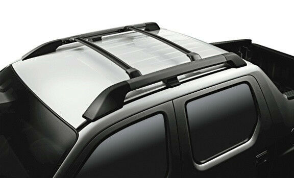 2006 2014 honda ridgeline roof rack black oem ebay. Black Bedroom Furniture Sets. Home Design Ideas