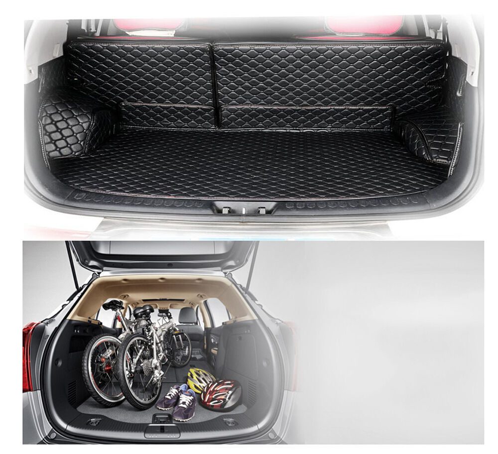 Cargo Trunk Boot Liner Mat Carpet Cover For Ford Edge 2007