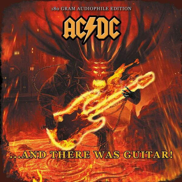 LP AC/DC - And There Was Guitar! Live Towson State College Maryland 1979