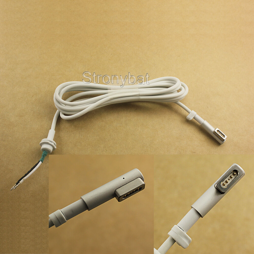 Dc Cable Cord With L Tip For Apple Macbook Pro Air Charger