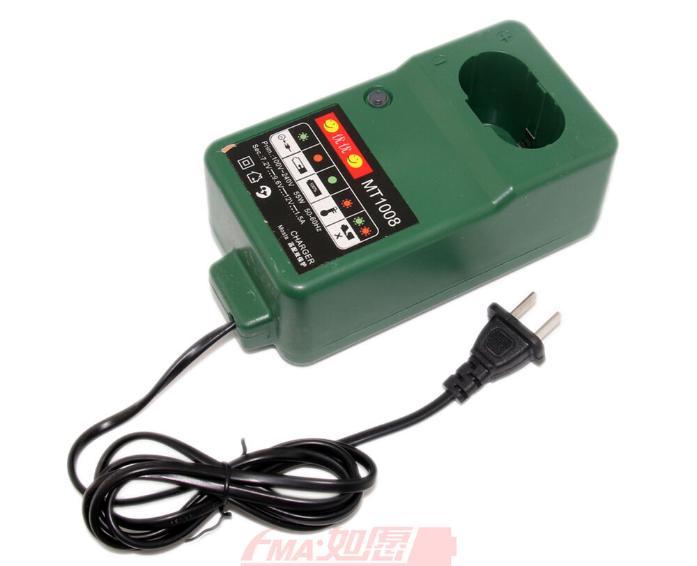 hitachi makita drill charger for ni mh ni cd 12v battery mt1008 ebay. Black Bedroom Furniture Sets. Home Design Ideas