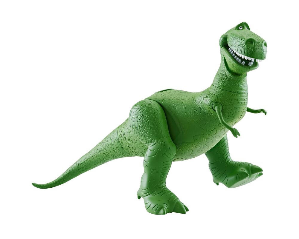 Toy Story Dinosaur : Disney pixar toy story talking rex ebay