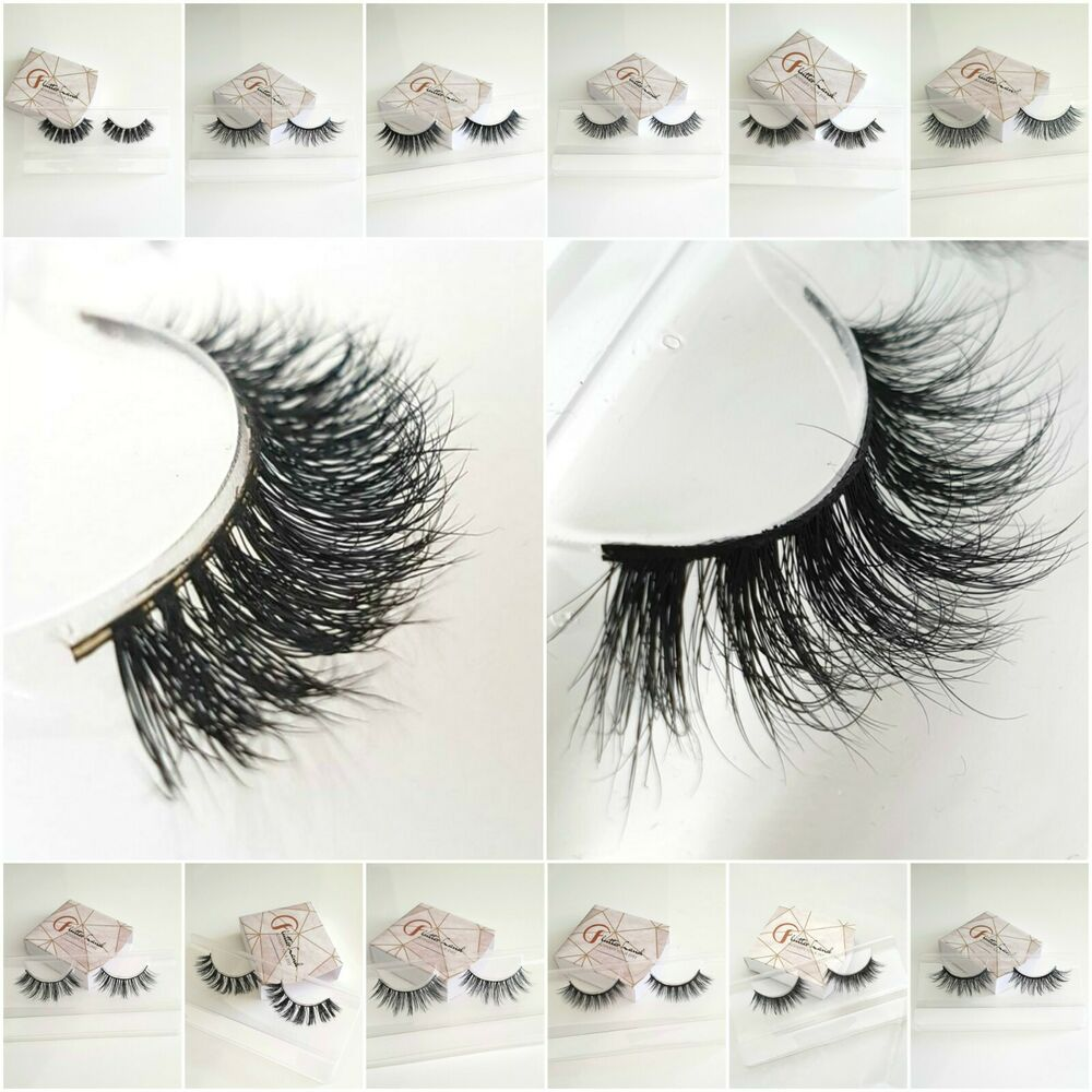 299 Sale Now Luxury 3d Mink Eyelashes Lashes Fluffy Wispy