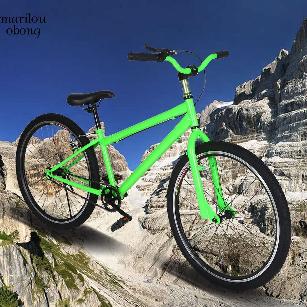 26 inch bicycle outdoor sports dirt jumper mountain bike 1 Outdoor bicycle