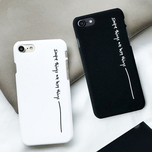 Letter Iphone Case
