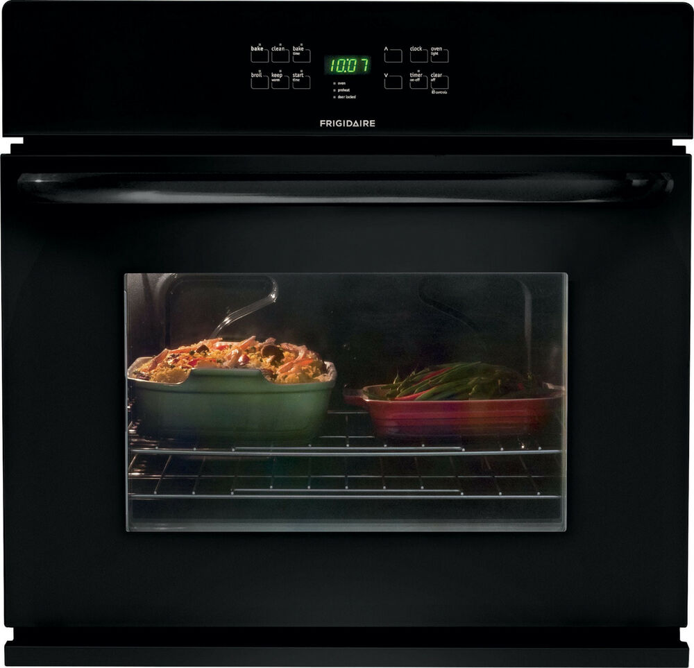Frigidaire Ffew2725pb 27 Inch Single Electric Wall Oven