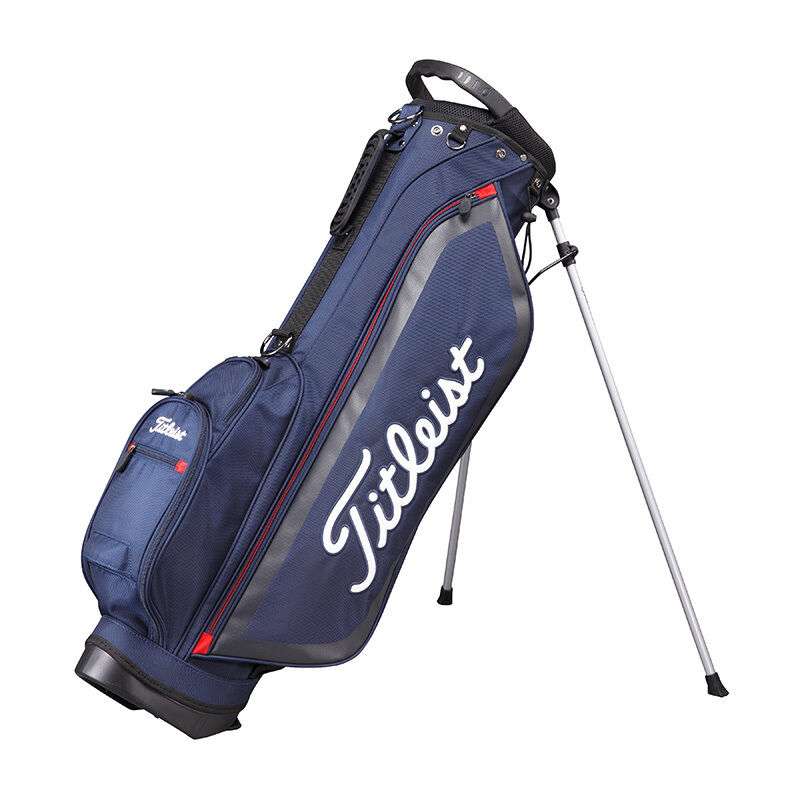 Light Stand Golf Bag: Titleist Japan Golf Caddy Carry Light Weight Stand Bag 7