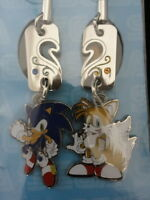 SEGA SONIC THE HEDGEHOG and TAILS STRAP Rare NEW from Japan