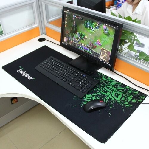 xxxl mauspad gaming pad 90cm x 40cm mousepad maus pad pc computer pad ebay. Black Bedroom Furniture Sets. Home Design Ideas