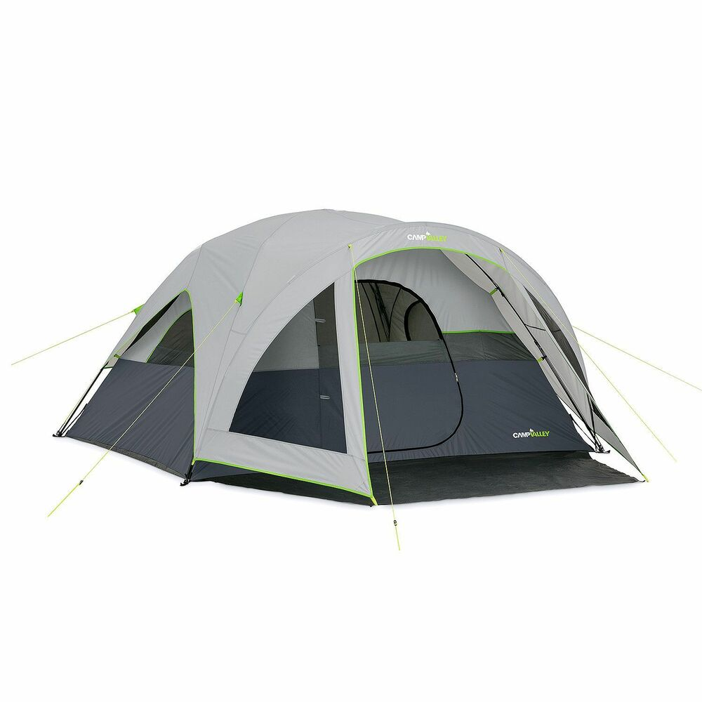 Campvalley 6 Person Instant Dome Tent Or Coleman Popup 4