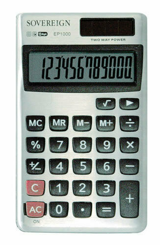 The sovereign calculator