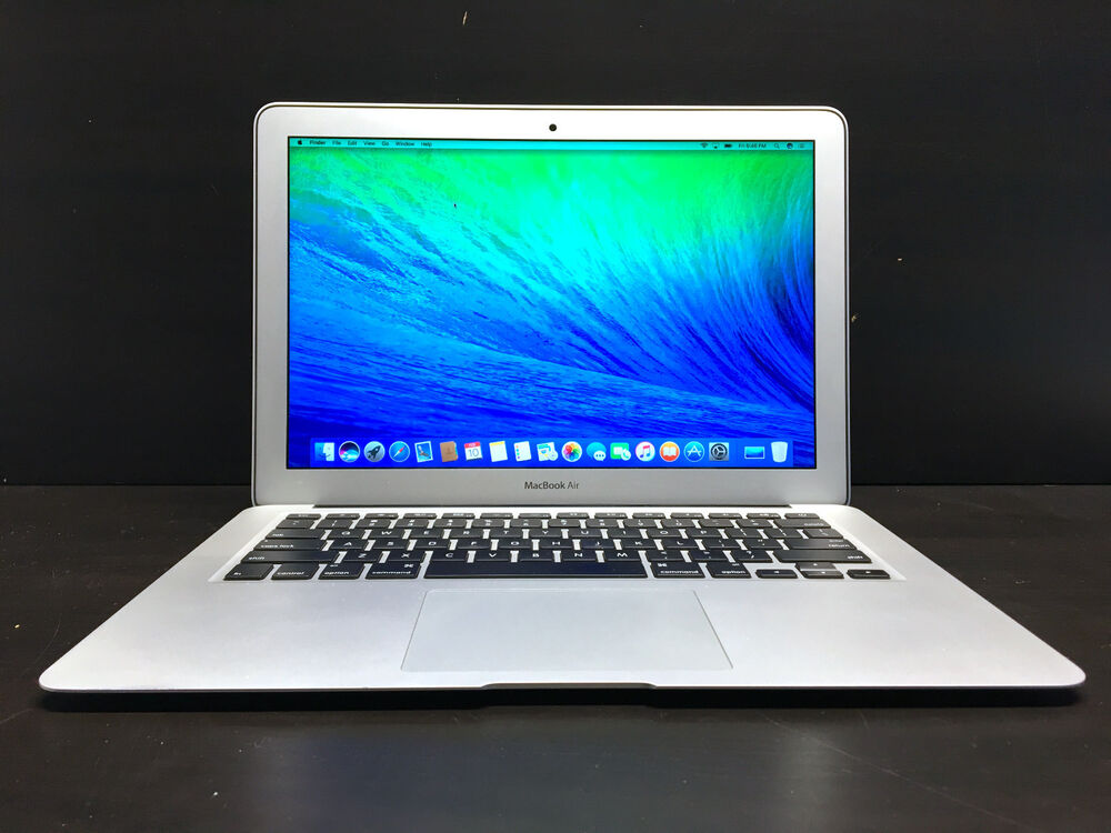 apple macbook air 11 inch mac laptop osx 2015 upgraded 1 year warranty dvd ebay. Black Bedroom Furniture Sets. Home Design Ideas