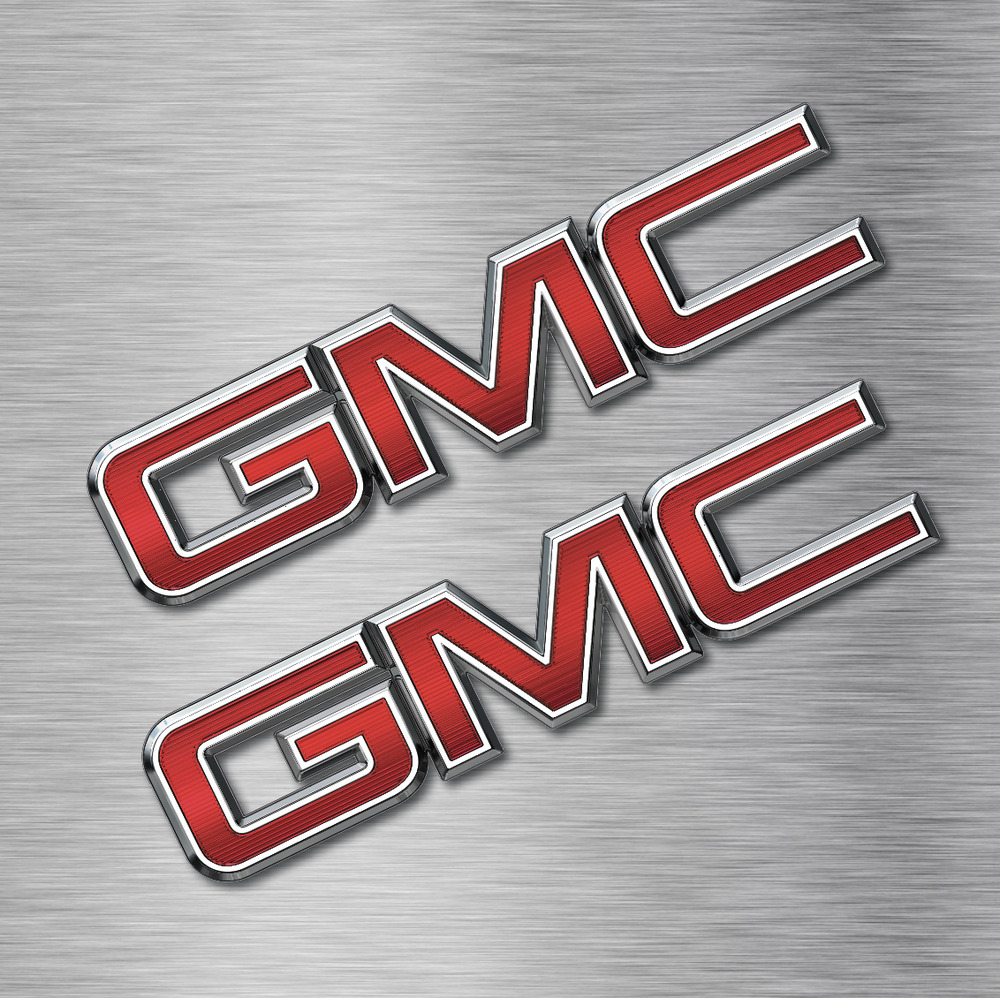 Gmc New Car Sticker