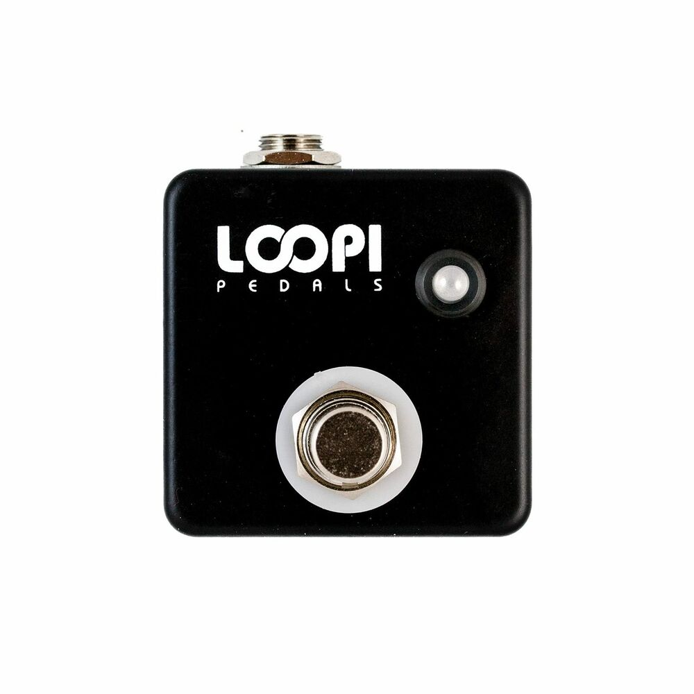 micro orange amp channel switch footswitch loopi pedals ebay. Black Bedroom Furniture Sets. Home Design Ideas