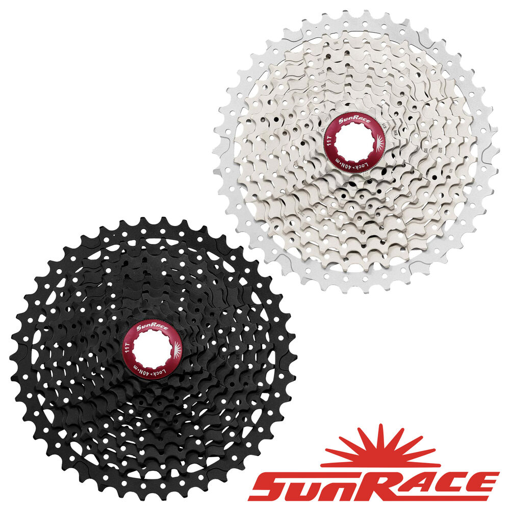 Sporting Goods Sunrace Mx3 Mountain Bike Bicycle Shimano 10 Speed Cassette 11-40t Or 42t