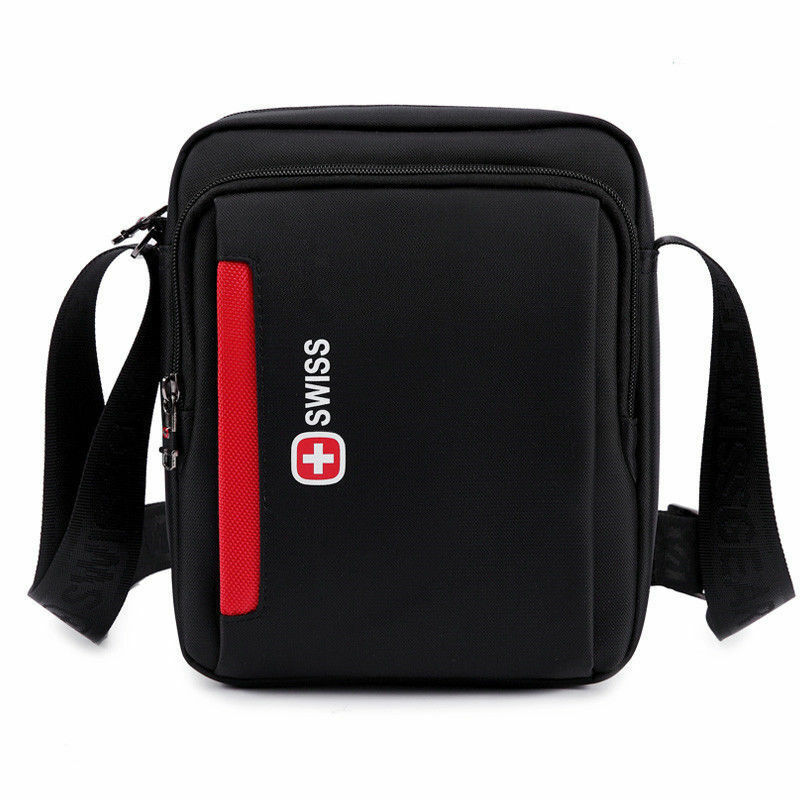 new men 39 s women 39 s waterproof messenger shoulder bags satchel handbags swissgear ebay