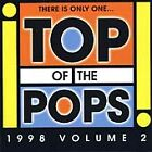 Top of the Pops Vol.2 Greatest Hits 1998, Various Artists, Very Good Double CD