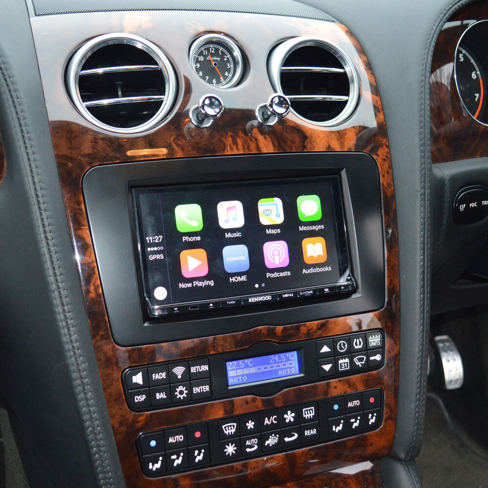 Bentley Continental Gt Complete Stereo Upgrade Kit