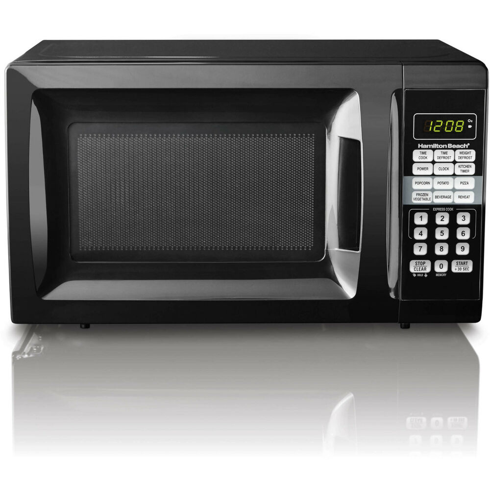 Hamilton Beach 7 Cu Ft 700 Watt Microwave Oven Brand New