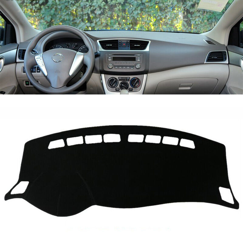 Inner Dashboard Dash Mat Sun Cover Pad For Nissan Sentra