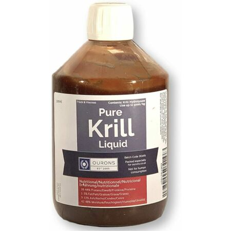 img-500ml Krill Protein Hydrolysate Liquid 100% Pure Mashed Fishing Bait Additive