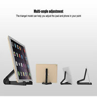 Portable Universal Folding Mounts Tablet Desk Stand Holder For iPad iPhone