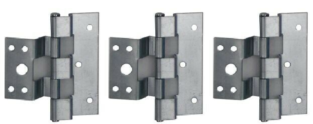 Mobile Home Elixir Exterior Door Hinge For Combination