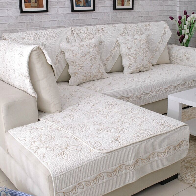 Newly Sofa Mat Couch Furniture Pad Cover Slipcover