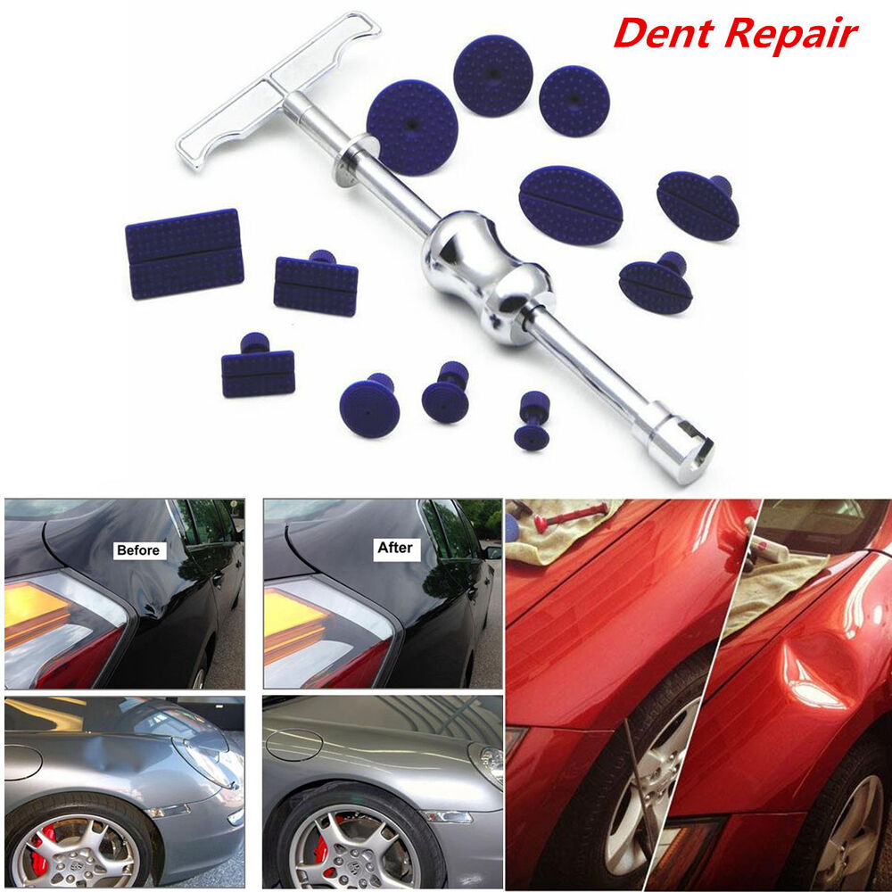 Car Body Paintless Dent Repair Hail Removal Puller Lifter