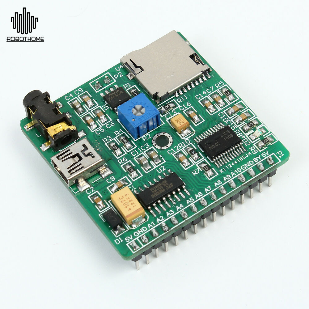 Audio prompts mp playback module one to trigger