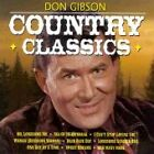 Country Classics, Don Gibson, Very Good CD
