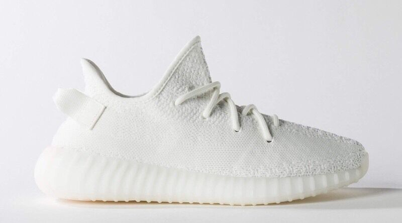 30114a6e521c8 Details about BNIB Adidas Yeezy Boost 350 V2 Cream White US 8 CP9366 DS PK  NMD 750 Kanye